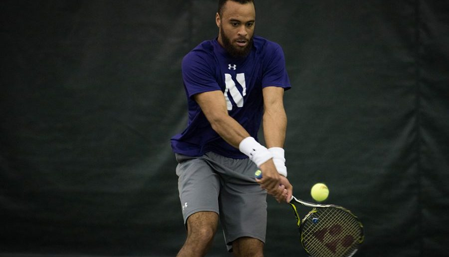 Men's Tennis: Zieba, Kirchheimer fall in first round of NCAAs, Shropshire advances
