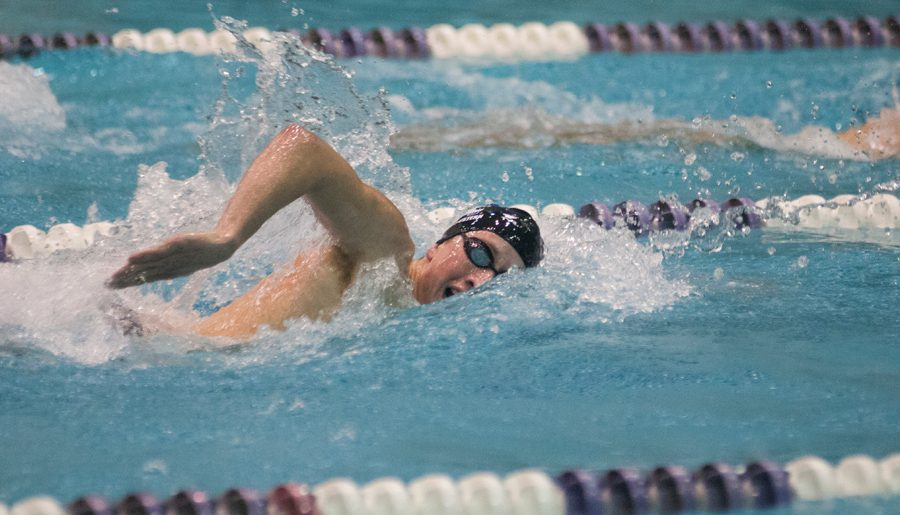 Wilimovsky, Slowing represent Northwestern in Rio