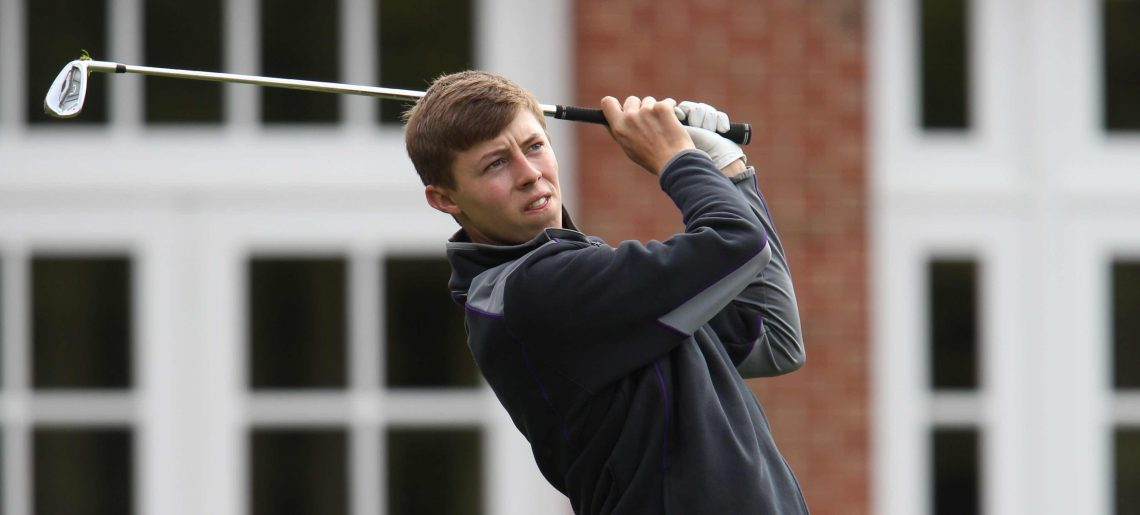 Northwestern alum Matt Fitzpatrick qualifies for Ryder Cup