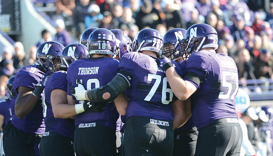 2016 Football Preview: Breaking down Northwestern's schedule, Part 1