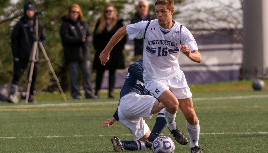 Fall Sports Preview – Men's Soccer: Northwestern looks for rebound season