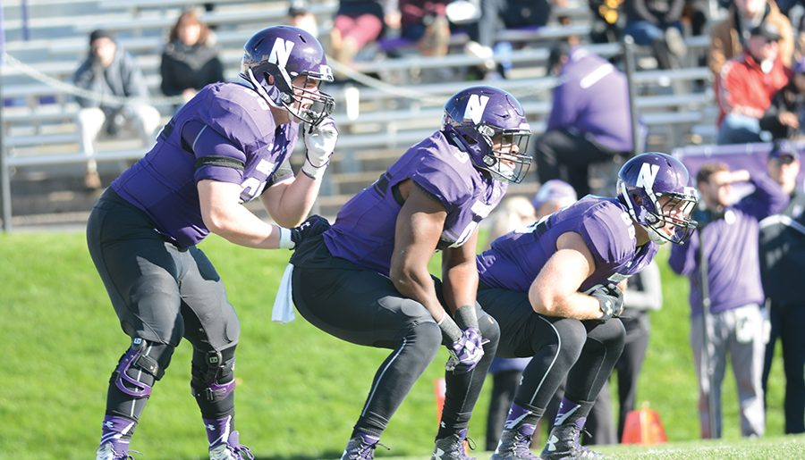 2016 Football Preview: Offensive line eyes healthy, reliable season
