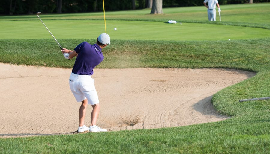 Men's Golf: Observations from a day at the Windon Memorial Classic