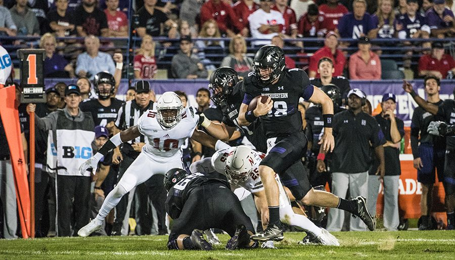 Rapid Reaction: Nebraska 24, Northwestern 13