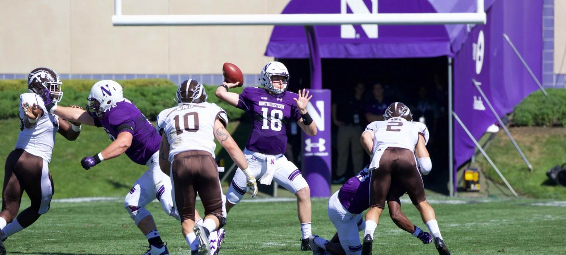 Rapid Recap: Western Michigan 22, Northwestern 21
