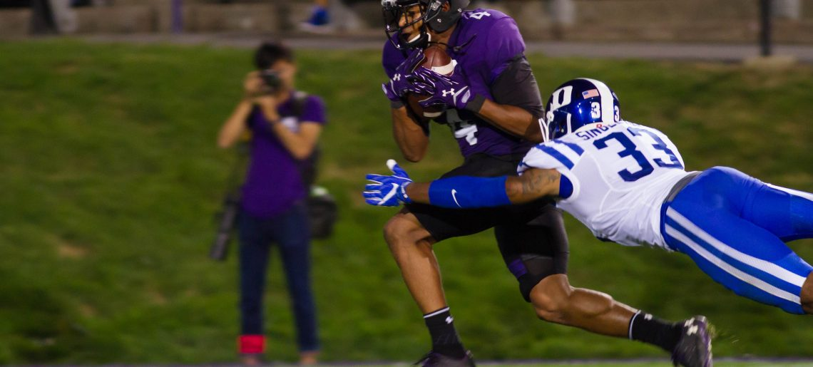 Through the Tape: Big plays add new dimension to Northwestern offense against Duke