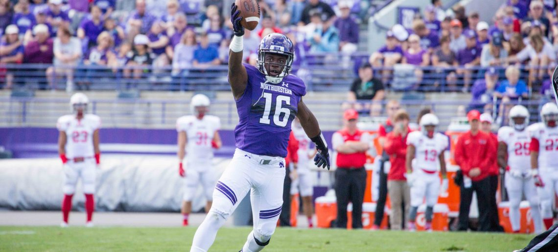 Football: Godwin Igwebuike to return for senior season