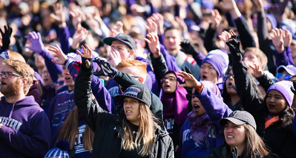 Northwestern set to face Indiana for Homecoming game