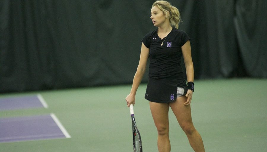 Women's tennis season comes to an end against No. 3 North Carolina