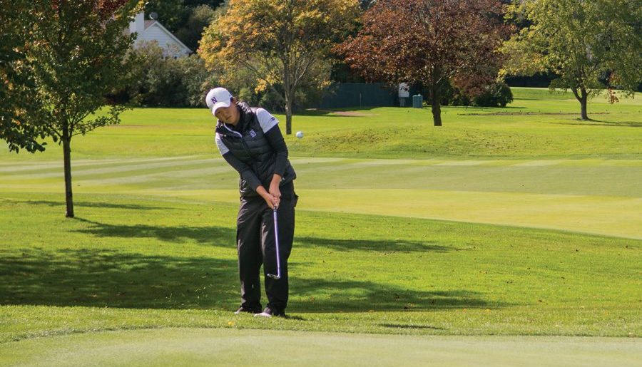 Northwestern women's golf ties for ninth at NCAA Championships in best finish in school history