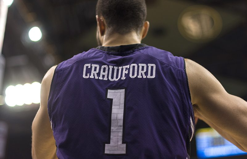 Crawford to play with Raptors in summer league
