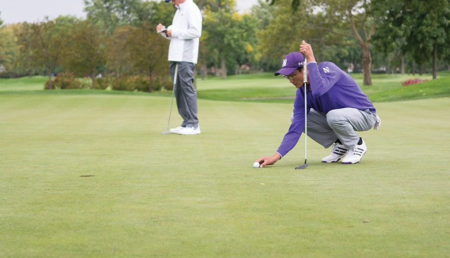 Fall Sports Preview – Men's Golf: Northwestern enters fall season with lineup questions