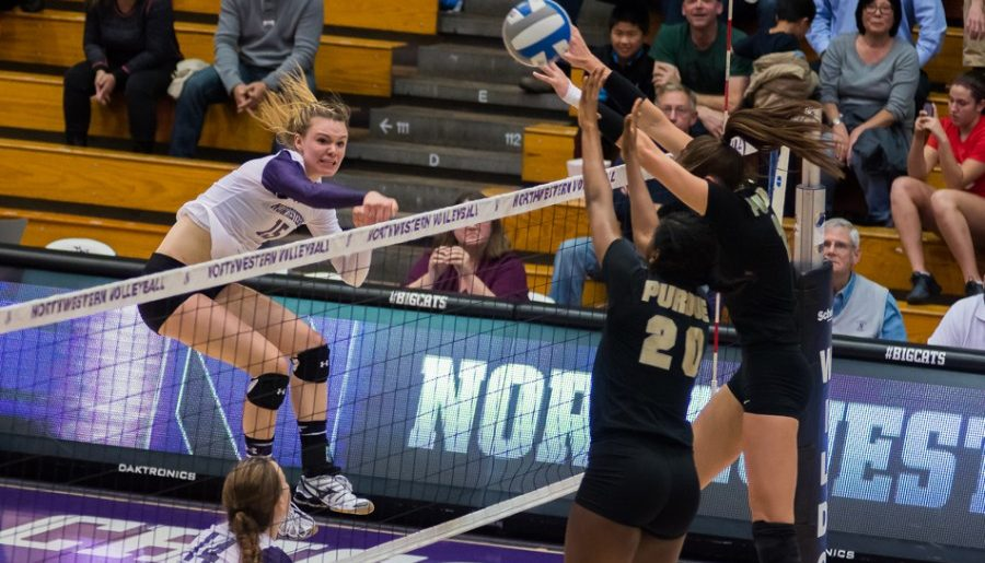Fall Sports Preview – Volleyball: With new coach, Northwestern searches for success