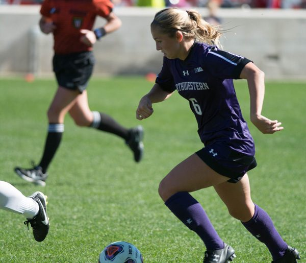 Women's Soccer: Northwestern enters Top 25 on heels of sixth-straight shutout