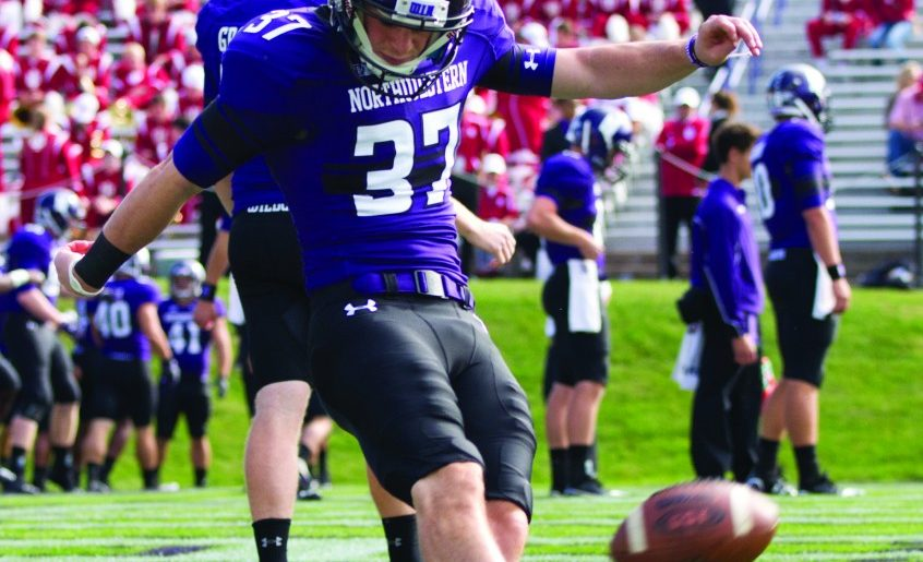 Jeff Budzien to be honorary captain for Northwestern's Week 2 game