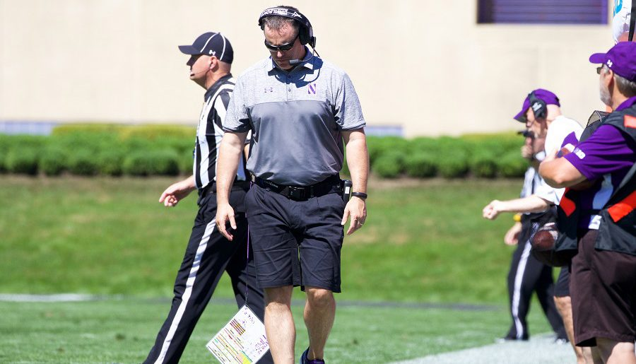Through the Tape: Wildcats struggle for short-yardage stops against Western Michigan